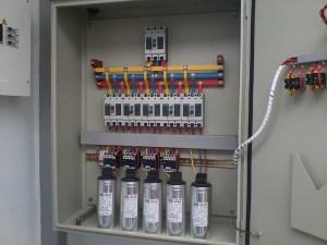 banco capacitores