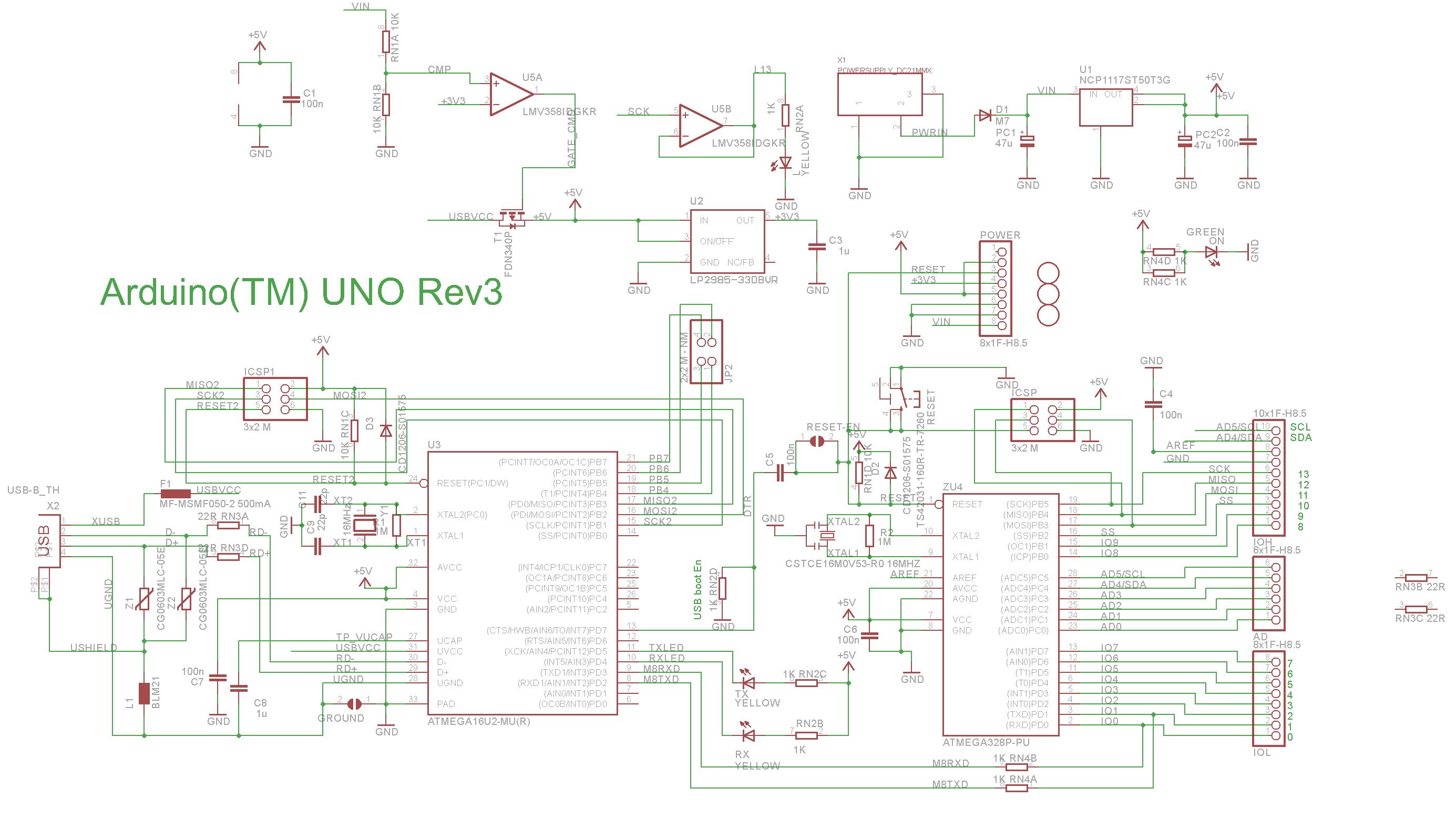 arduino mega 2560 circuit diagram single pole light switch introduction to uno uses avr atmega328