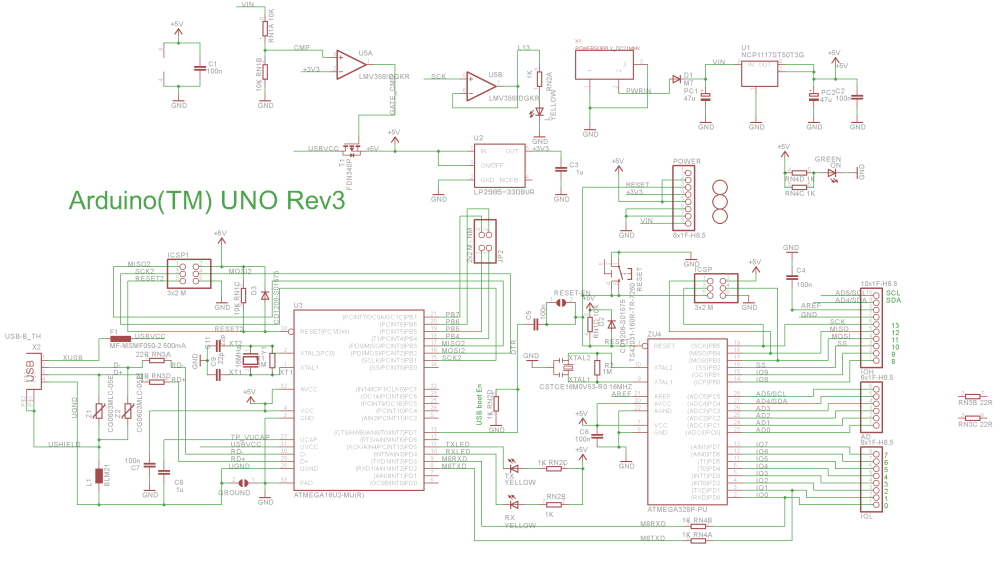 medium resolution of introduction to arduino uno uses avr atmega328 arduino uno r3 schematic arduino uno r3 wiring diagram