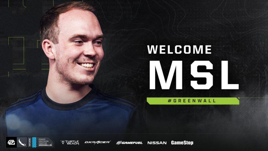 New OpTic CS:GO Roster: MSL and niko Join - Elecspo