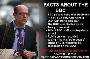 Caught in the middle: the BBC's impossible impartiality dilemma - Election  Analysis