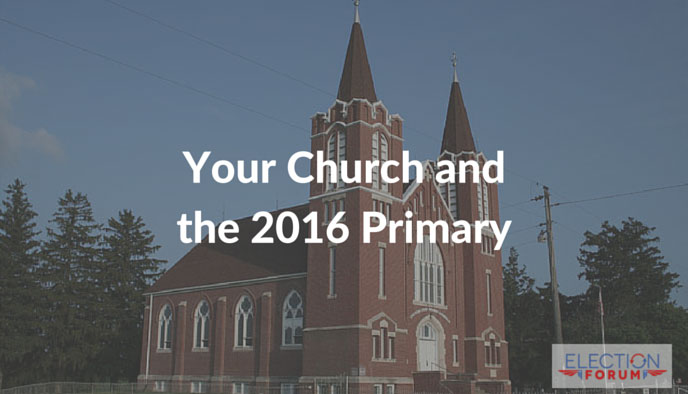 Your Church and the 2016 Primary