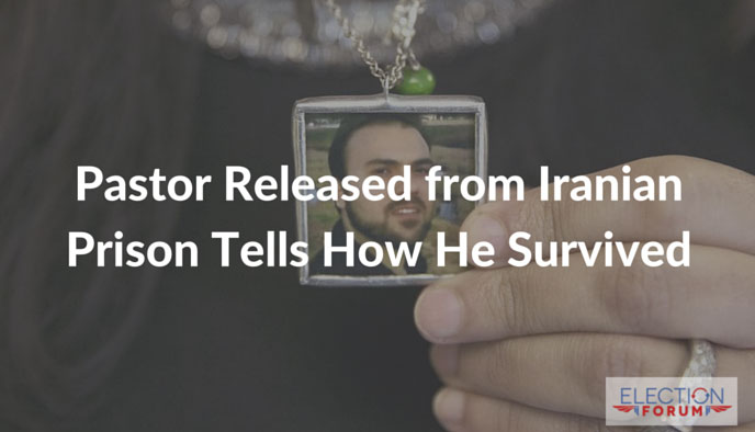 Pastor Released from Iranian Prison Tells How He Survived