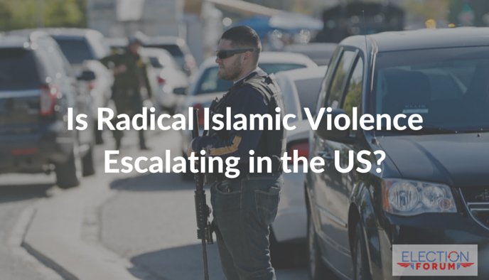 Is Radical Islamic Violence Escalating in the US?