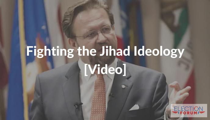 Fighting the Jihad Ideology [Video]