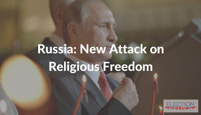 Russia: New Attack on Religious Freedom