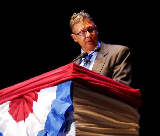 Governor Gary Johnson (Credit: RonPaulRevolt2008)