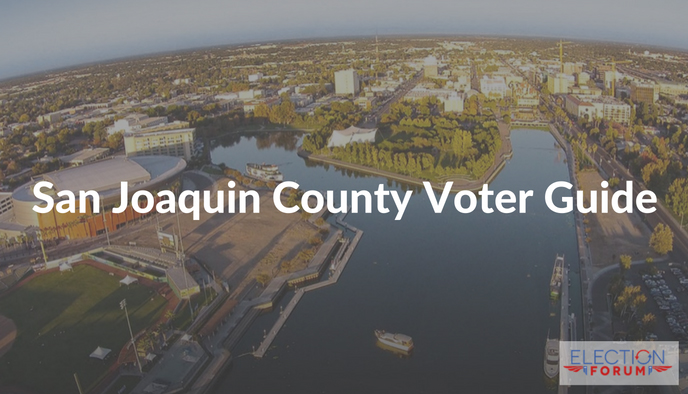 San Joaquin County Voter Guide