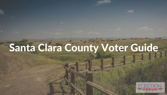 Santa Clara County Voter Guide