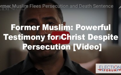 Former Muslim: Powerful Testimony for Christ Despite Persecution [Video]