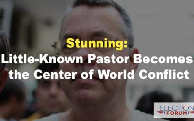 Stunning: Little-Known Pastor Becomes the Center of World Conflict