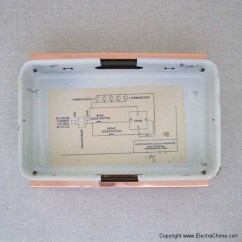 Wiring Smoke Alarms Diagram Power Outlet Thermo-tone | The Doorbell Museum