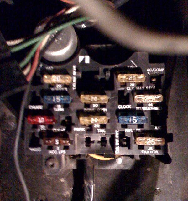 1979 jeep wagoneer fuse box buick terraza fuse box wiring
