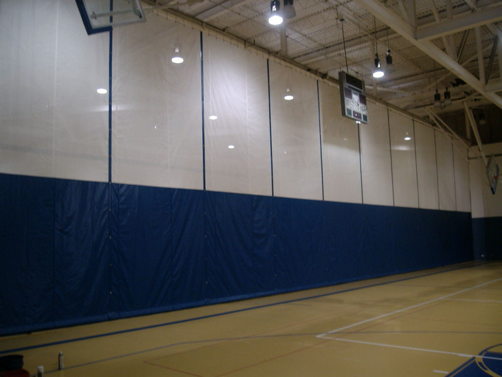Gym Divider Curtains Photo Gallery  Electra Tarp