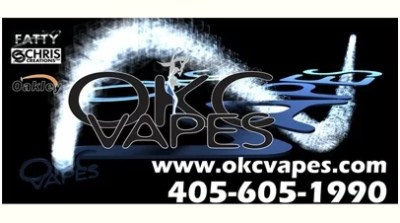 Tradeshow Banner for OKC Vapes