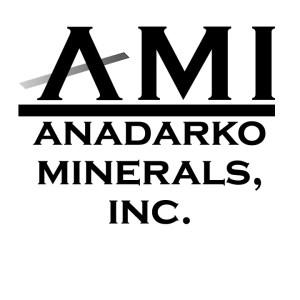 Anadarko Minerals logo.