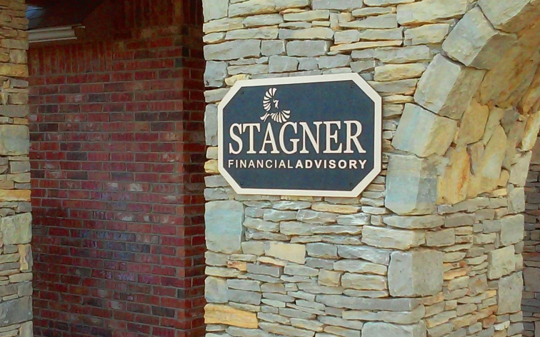 Custom Bronze Plaques for Business Entryway