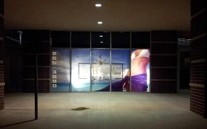 Translucent Graphics Brighten Retail Storefronts
