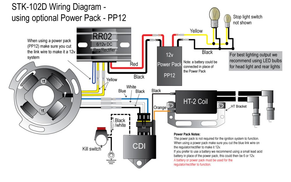 medium resolution of  wiring diagram using our capacitor instead of a battery