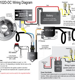 wiring drawing usig a battery stk102d  [ 1134 x 709 Pixel ]