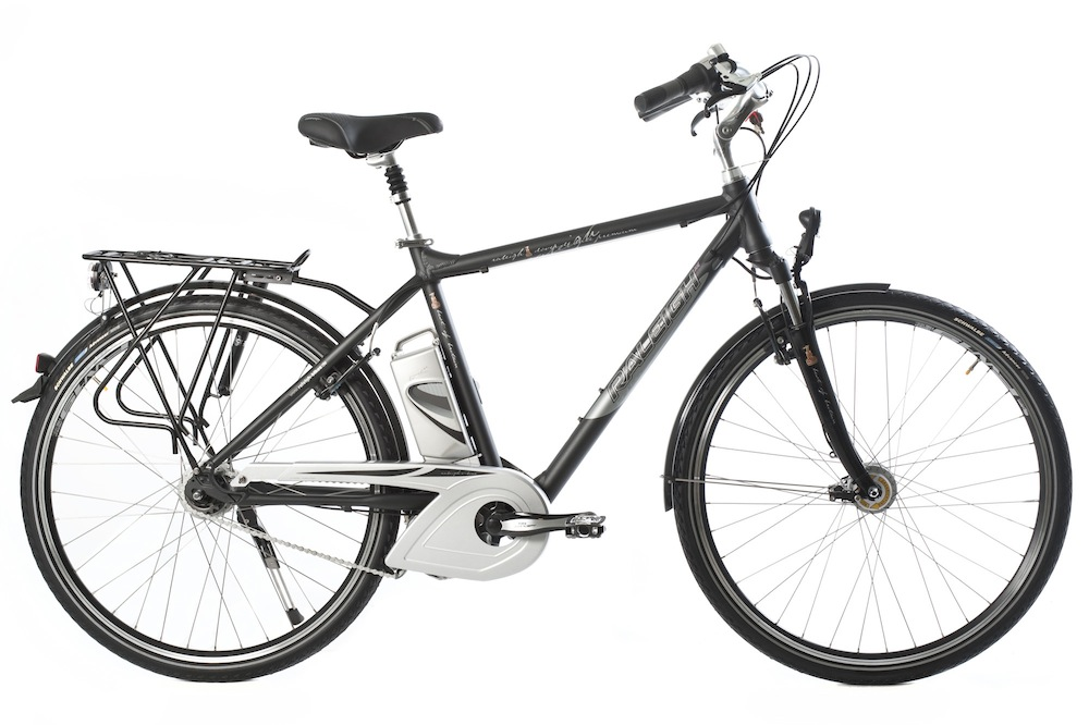 The Most Popular Electric City & Hybrid Bicycles