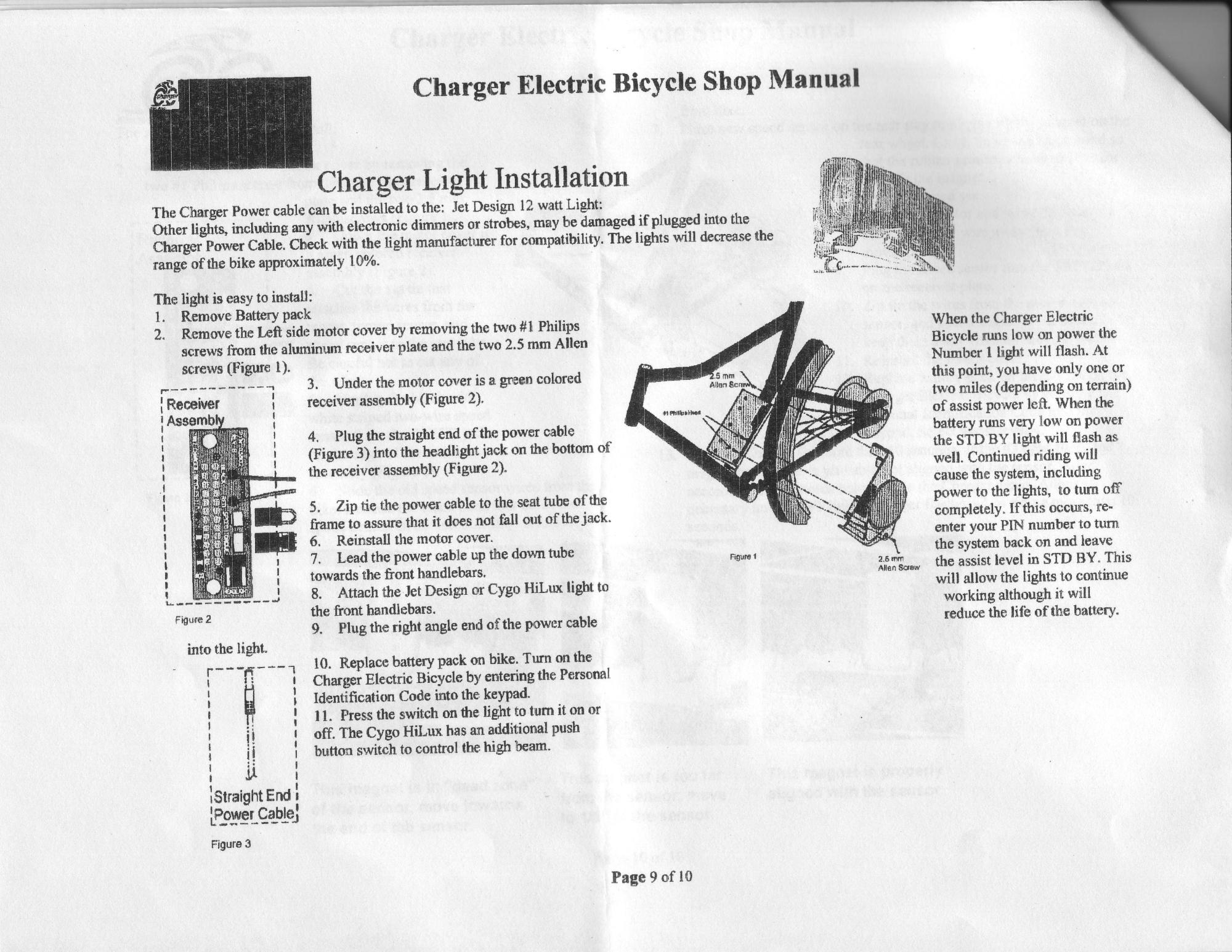 hight resolution of charger electric bike