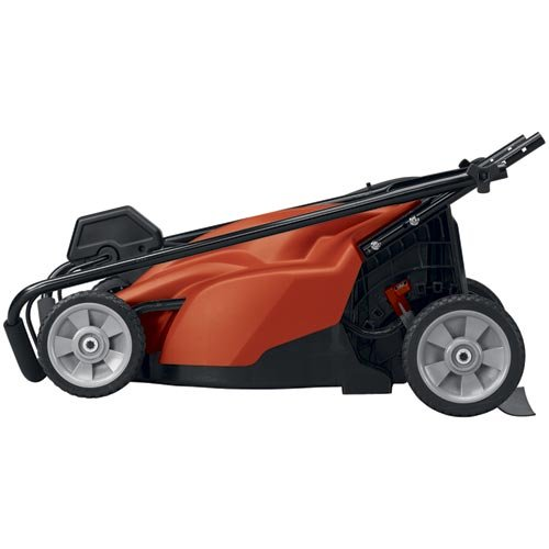 Black Amp Decker CM1836 Cordless Electric Lawn Mower