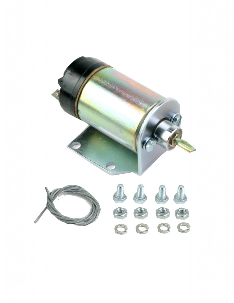 medium resolution of 99003 single 60lb door solenoid