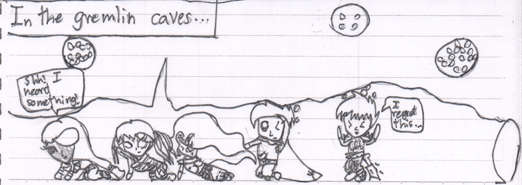 COMIC: The Adventures of the Crimson Lotus 19/07/2015