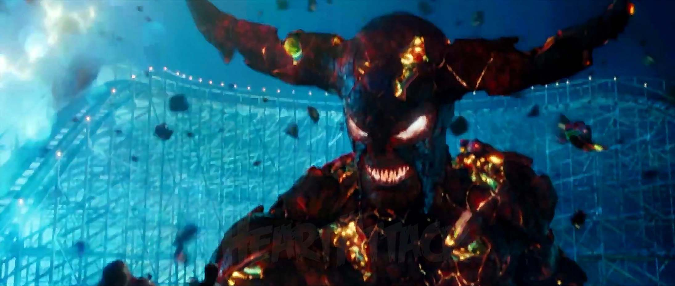 Movie Review: Percy Jackson: Sea of Monsters - Electric Shadows