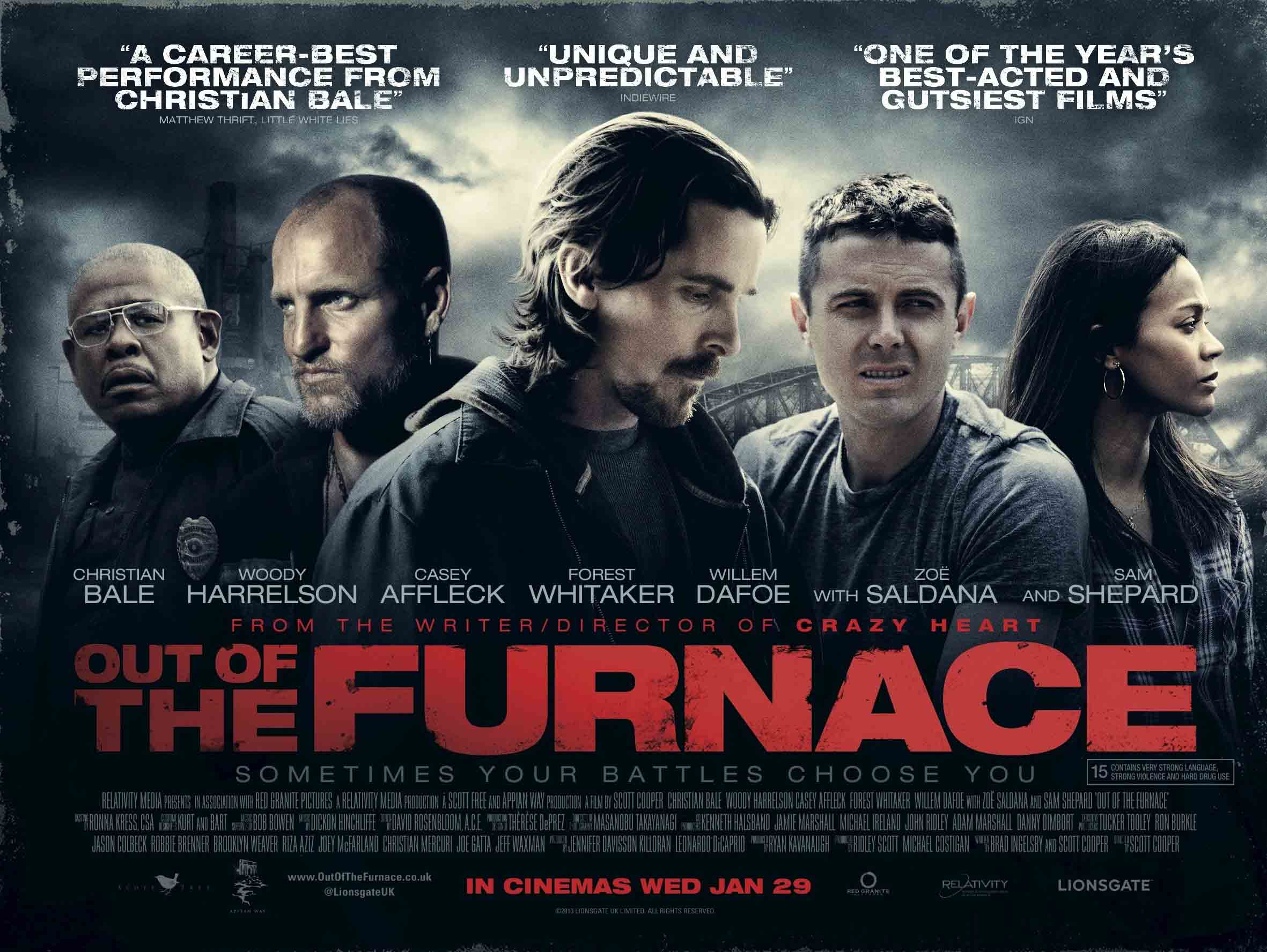 Movie Review: Out of the Furnace