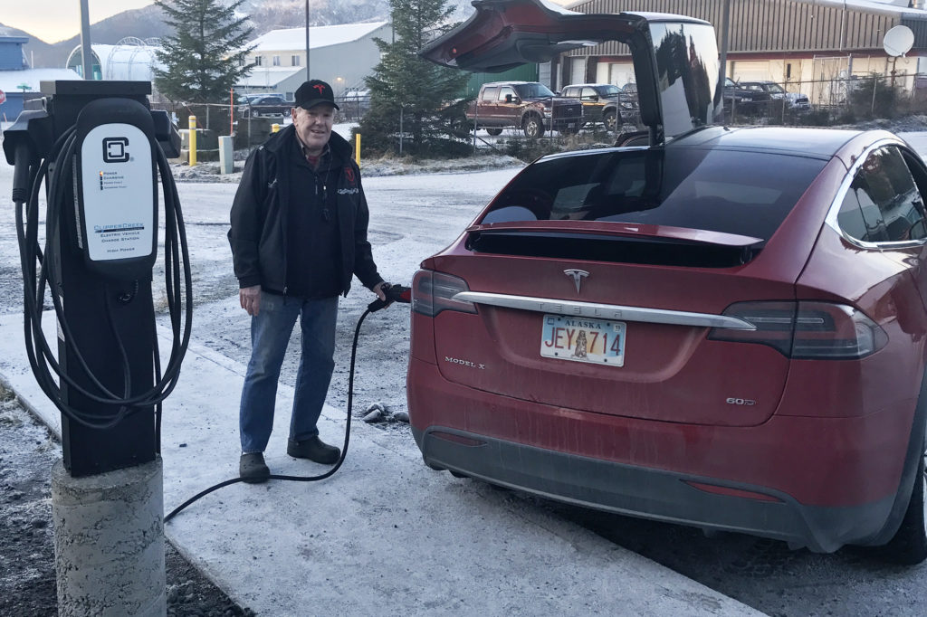 Two Electric Cars, Four Chargers and Big Plans – Cordova Electric