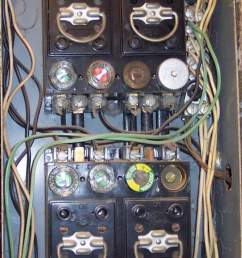 1950 home fuse box wiring diagram home 1950 home fuse box [ 640 x 1280 Pixel ]