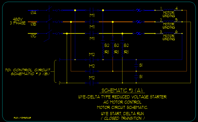 wye delta wiring diagram wye wiring diagrams y delta circuit diagram the wiring