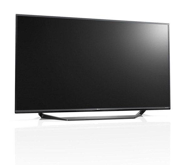 Lg 40uf675v 40 4k Ultra Hd Led Tv Freeview Usb Recording Titan Silver Electrical Deals