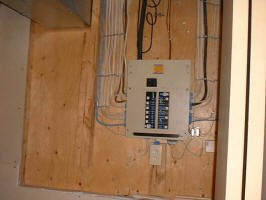 100 Breaker Box Wiring Diagram How To Install A Subpanel