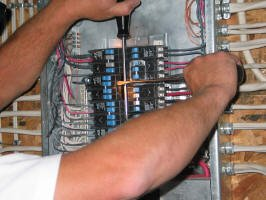 Wiring Diagram Residential Electrical Diagrams Replacing A Breaker In Your Panel Electrical Online