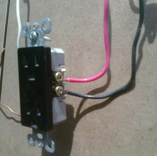 small resolution of kitchen split receptacle circuits electrical online wiring split receptacles