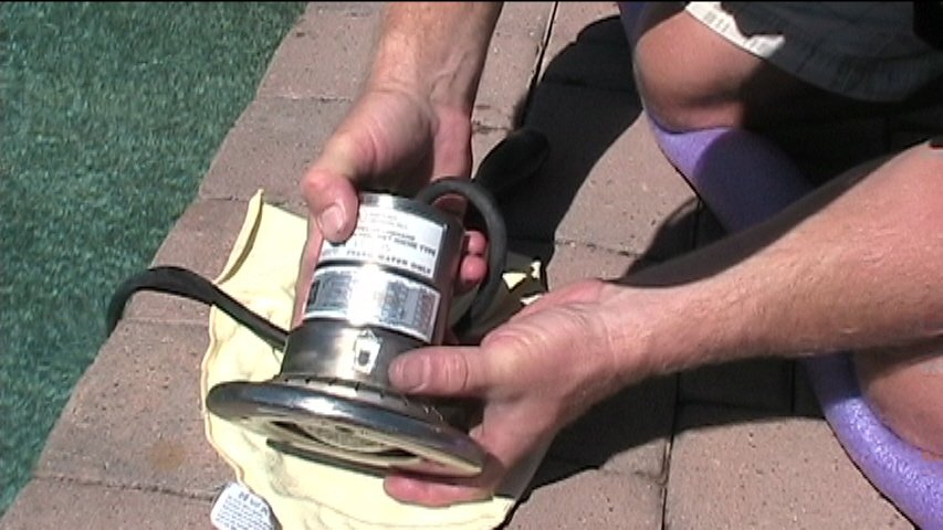 Replacing A Pool Light From The Pool Deck Electrical Online