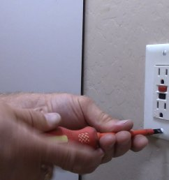 step 5 test the new gfci receptacle [ 1920 x 1080 Pixel ]