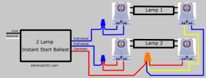 Swap Terminals on NonShunted Lampholders Electrical 101