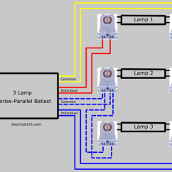 Lamp Wiring Diagram Bargman 7 Pin Trailer 3 2 Ballast