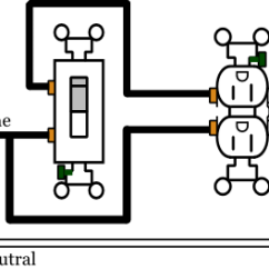 Duplex Receptacle Diagram Upright Mx19 Wiring Split All Data Receptacles Electrical 101 For Kitchen Outlets