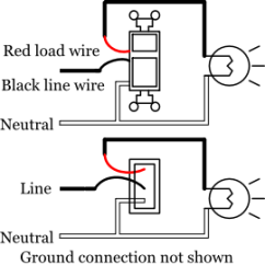Wiring Diagram Photocell Samsung Home Theater Photocells Timers Electrical 101 And Timer