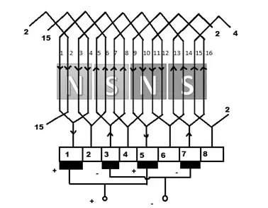 Dc Motor Connections Diagram DC Wiring Diagram ~ Elsavadorla