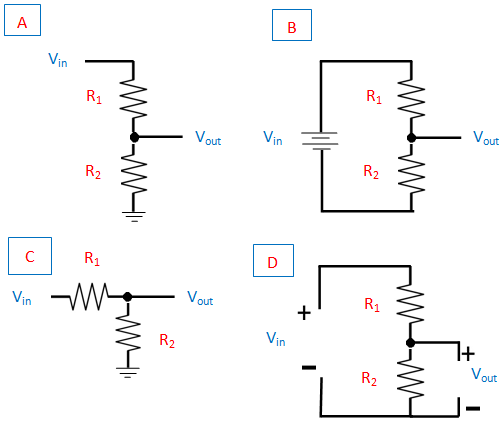 simple electricity circuit
