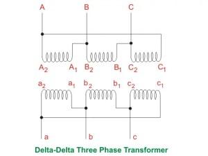 Transformer Wiring Diagram Single Phase  Previous Wiring Diagram