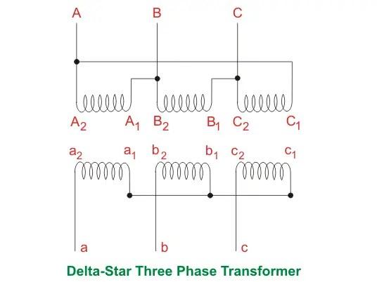 three phase star delta wiring diagram 2003 pontiac aztek radio single transformer vs bank of transformers | electrical4u