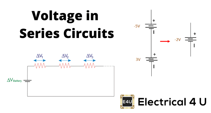 Voltage in Series Circuits (Sources, Formula & How To Add