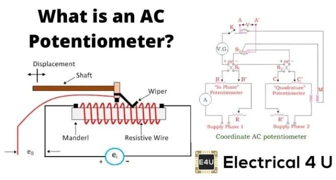 ac potentiometer  electrical4u